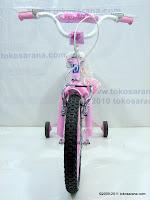 2 Sepeda Anak Family Daisy 16 Inci