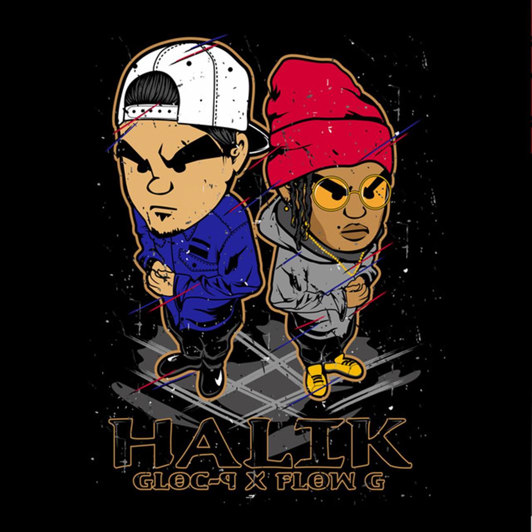 Gloc-9 Ft. Flow G - Halik Lyrics