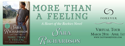 {Excerpt & Giveaway} More Than A Feeling (Heart of the Rockies #3) – Sarah Richardson