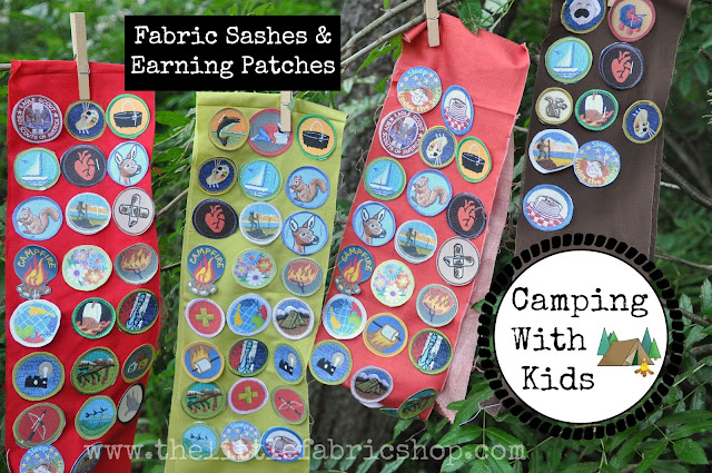 picture relating to Printable Patches identify The Small Material Web site: Youngsters Tenting Patches Free of charge PRINTABLE