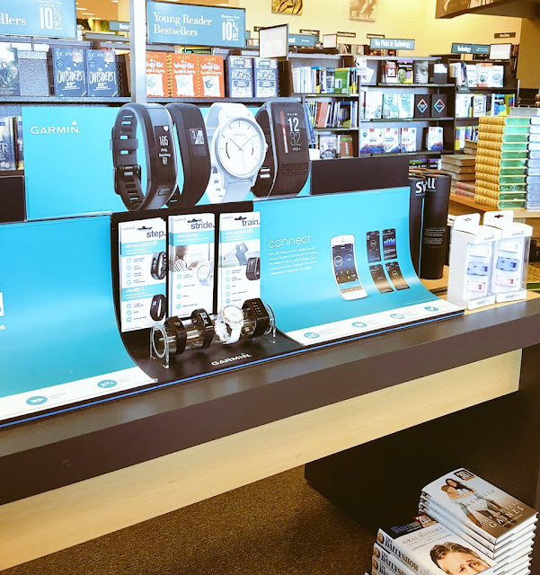 Garmin at Barnes & Noble
