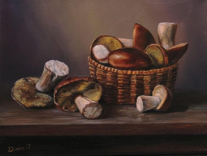 Литовский художник. Diana Janson