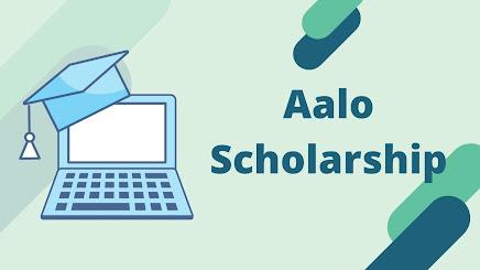 Aalo Scholarship Scheme