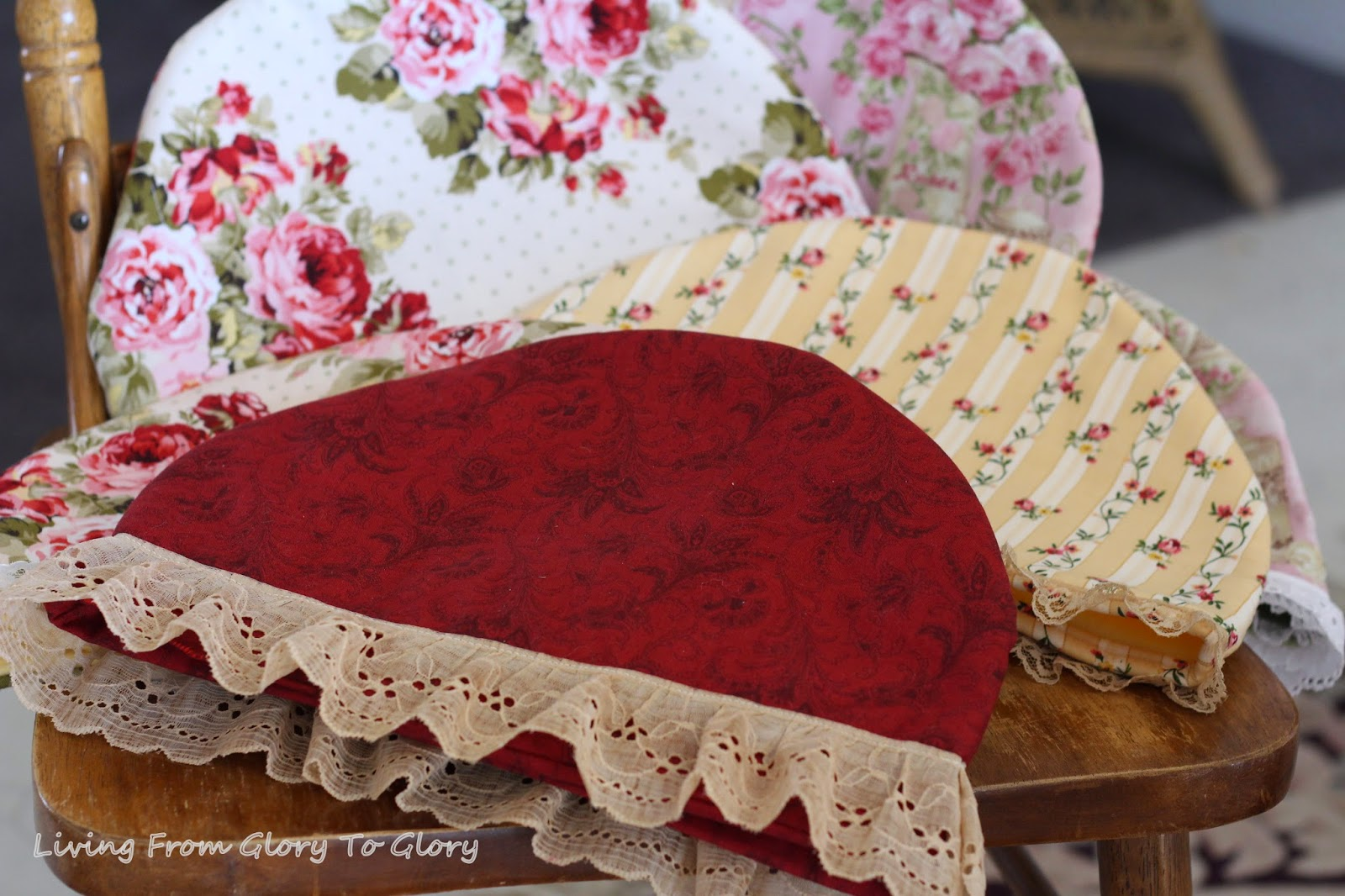 Living From Glory to Glory Blog, Sewing Craft