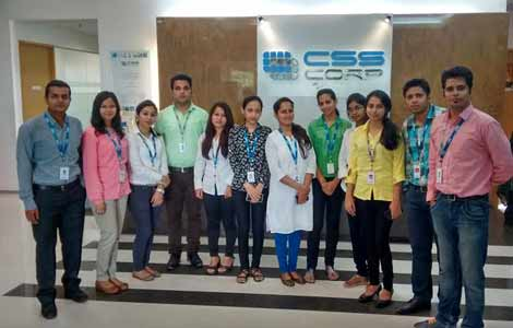 CSS Corp Walk-In Drive for Fresh Candidates