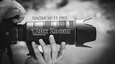 Rumor Terbaru Xiaomi Mi 11 Pro Mampu Zoom 120x