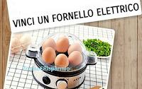 Logo GnamIt: vinci gratis un forno elettrico