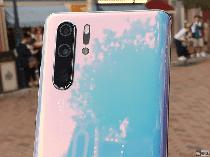 Huawei to release 108MP +10x optical zoom camera phone in 2020?