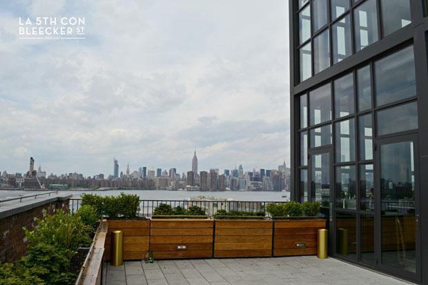 mejores terrazas de Nueva York wythe hotel