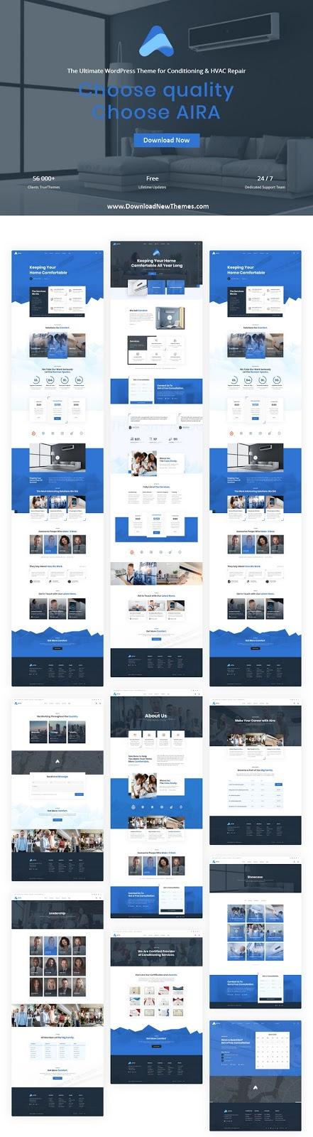 Repair Shop WordPress Theme