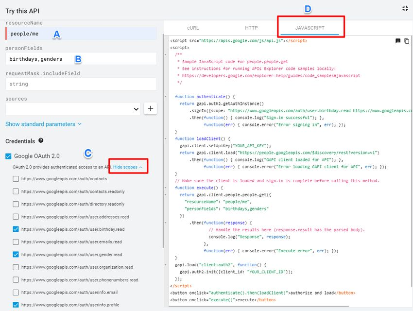 people-api-1.jpg-使用 Google People API 取得使用者生日、性別等多種個人資訊