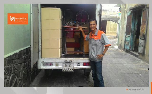 dịch vụ chuyển nhà thân thiện
