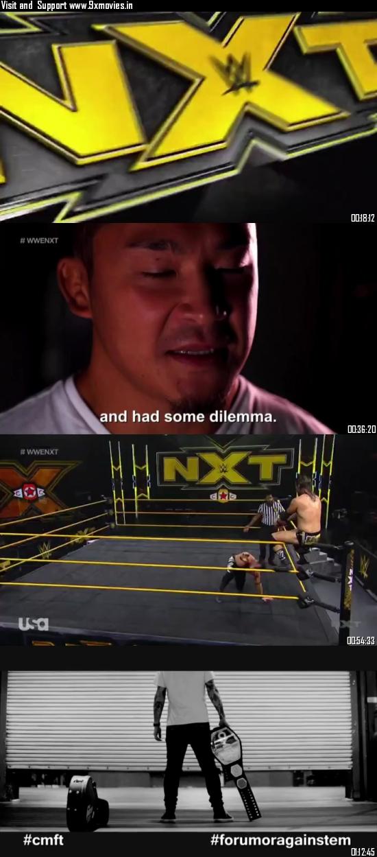 WWE NXT 30 September 2020 WEBRip 480p 350MB