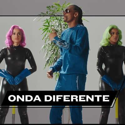 Anitta, Ludmilla, Snoop Dogg, Papatinho - Onda diferente