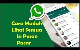 Cara Menyadap WA 2019 ||  Menyadap Whatsapp Jarak Jauh Tanpa Ketahuan