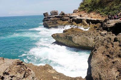 Pantai Kedung Tumpang Jawa Timur