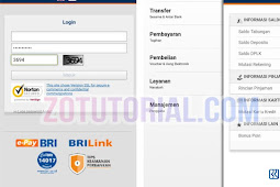 Cara Melihat Mutasi Rekening Bank BRI via Internet Banking (iBanking)