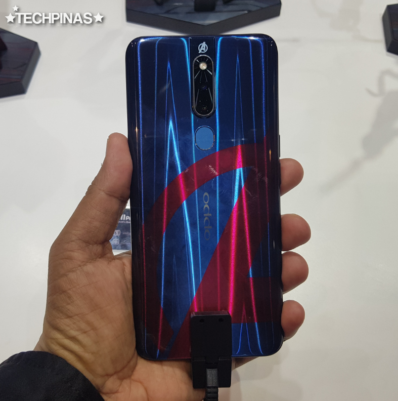 OPPO F11 Pro Marvel Avengers Endgame Edition Philippines