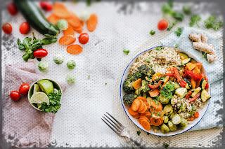 أطعمة صحية لحياة أفضل