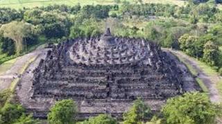 Gambar Candi Borobudur Muntilan, Yogyakarta, Indonesia