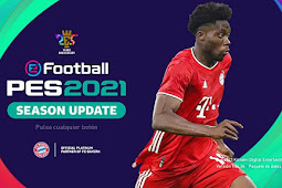 PES 2021 Update Version 1.04.04 Unofficial