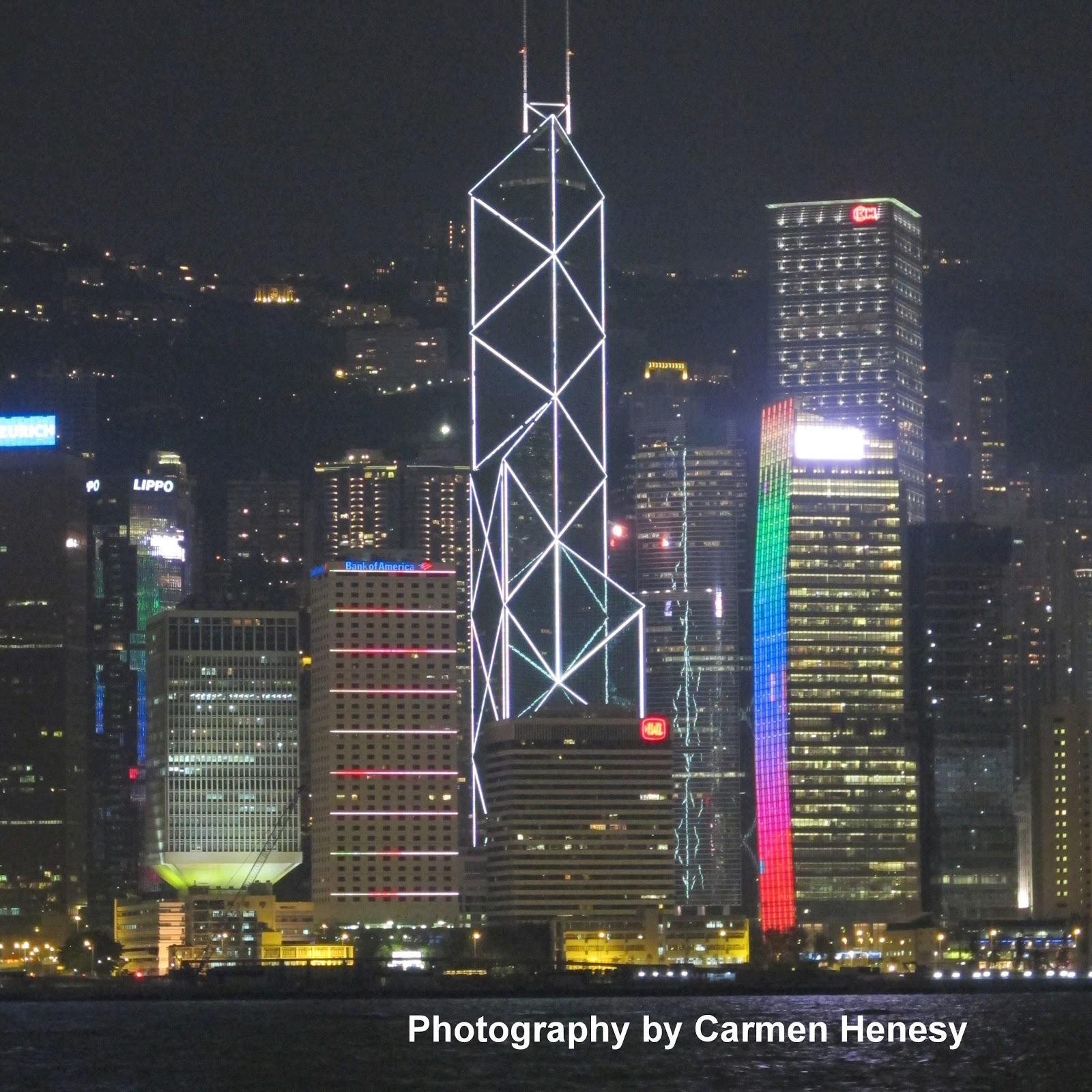 Harbor Lights: Carmen's Chronicles: Hong Kong