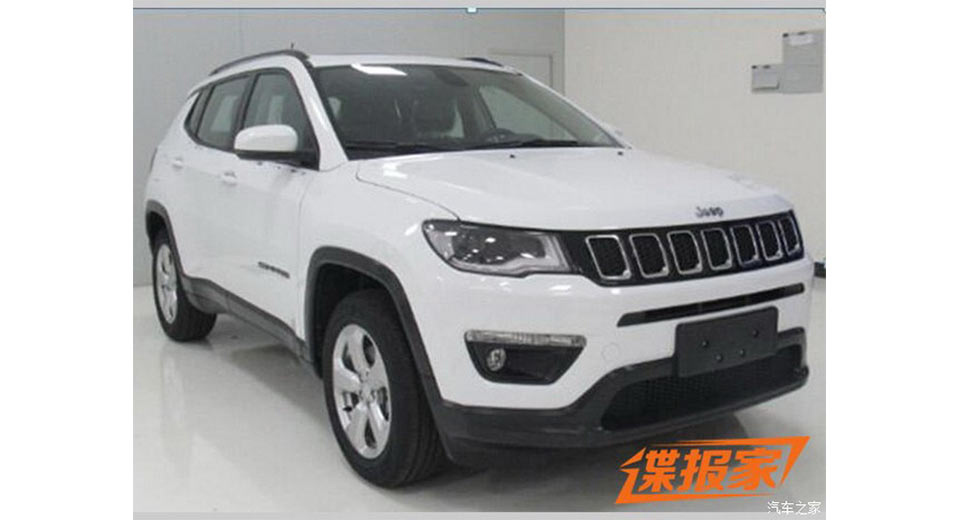 Jeep Compass To Be Available In Three Variants