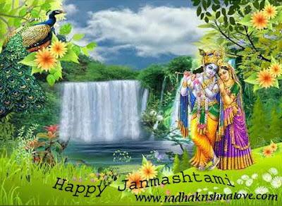 Radha Krishna Janmashtami