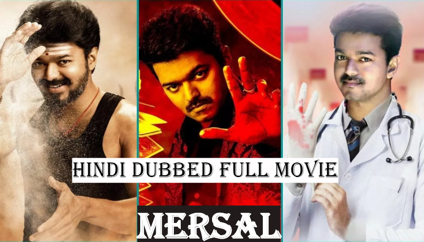 Mersal Hindi Dubbed Full Movie Vijay Kajal Aggarwal South