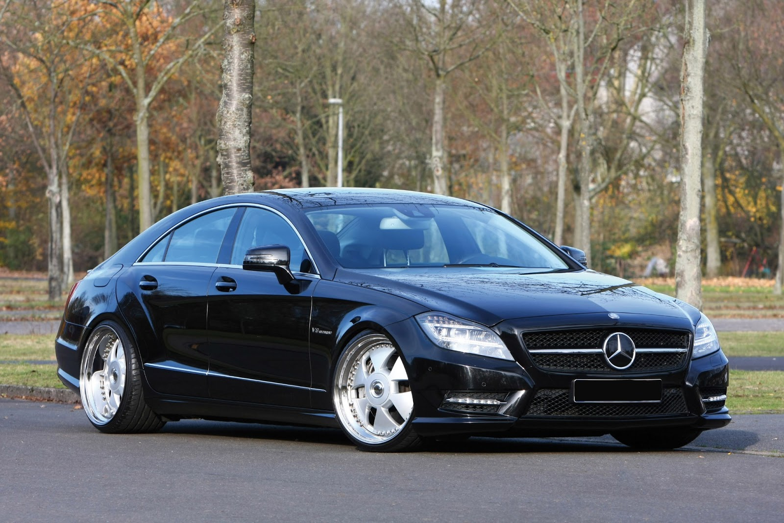 Cars GTO: Crown Jewel For Mercedes-Benz CL, CLS And SL