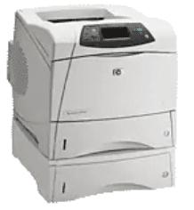 Impressora HP LaserJet 4300dtn