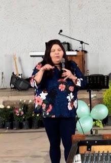 Speaker: Pastor Valeria from Las Varas
