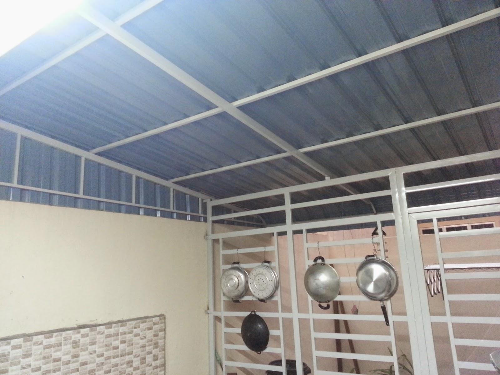 Pengalaman Ubahsuai Rumah Baru Penambahan Ruang Untuk Dapur Basah