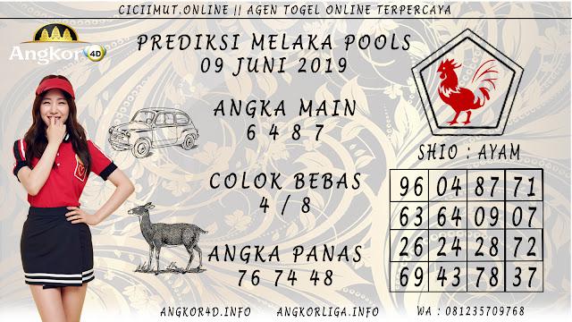 PREDIKSI MELAKA POOLS 09 JUNI 2019