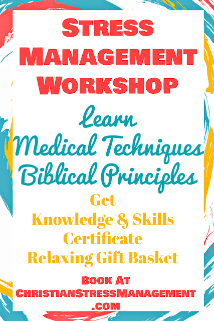 Stress Management Workshop in Nairobi, Kenya