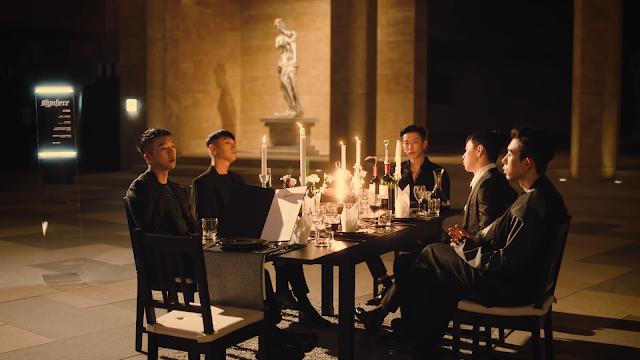 Jay Park, Simon Dominic, GRAY, CODE KUNST, Woo - Singhere