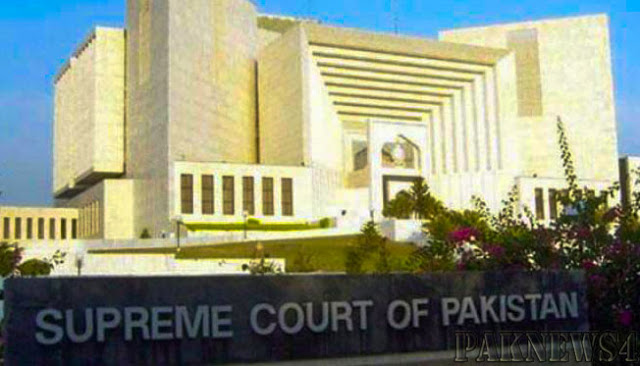 Open shopping malls across Pakistan have arranged the Supreme Court