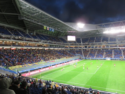 Suita City Stadium, Club World Cup, Japan.