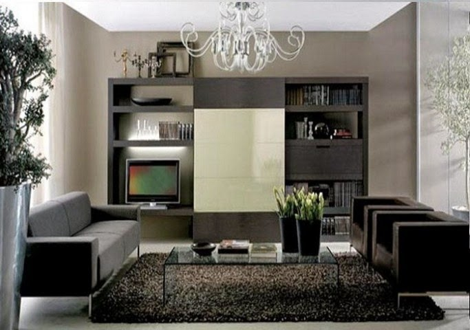 best wall paint color for dark furniture