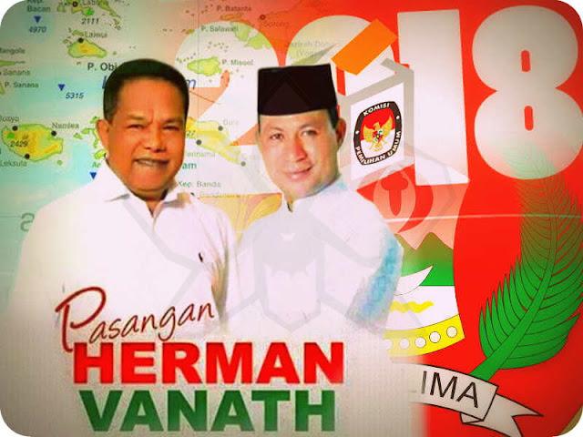 Herman Adrian Koedoeboen dan Abdullah Vanath akan Kampanye Terbatas di Saumlaki