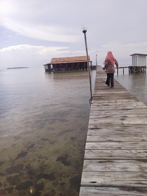 Hotel Apung Karimun Jawa