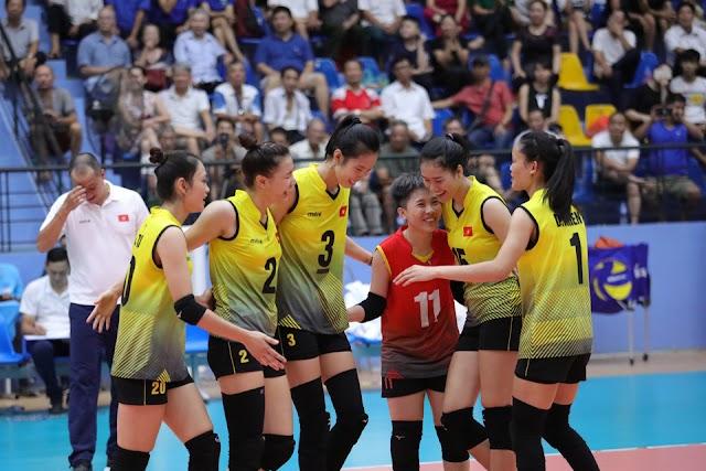 Lịch thi đấu vòng 2 giải vô địch nữ U23 châu Á 2019 tại Hà Nội