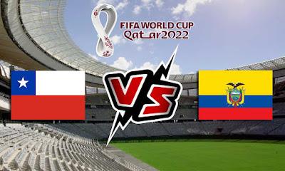 الإكوادور و تشيلي بث مباشر