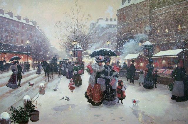 """Χριστούγεννα της """"Belle Epoque"""" στο Ναύπλιο"""