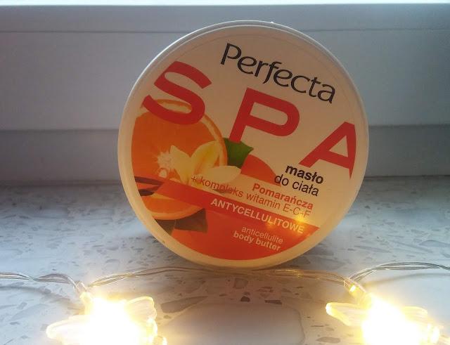 Perfecta, SPA - antycellulitowe masło do ciała.