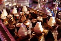 cerimonial e decoração de casamento realizado no party room em porto alegre com projeto em tons de marsala e prata por life eventos espciais