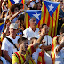 Catalans hold mass demonstrations for independence from Spain