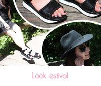 sandales compensées Cendriyon
