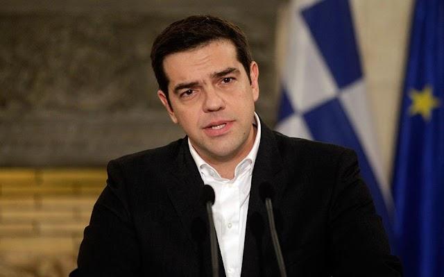 Τσίπρας σε Ερντογάν: «Κάθε αμφισβήτηση της Συνθήκης της Λωζάνης είναι επικίνδυνη..»