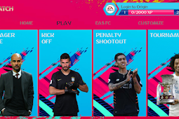 FIFA 19 Android Mod Shopee Liga 1 Indonesia 3D Patch Season 2019/2020